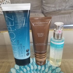 Bundle of 3 Self-Tanning Products